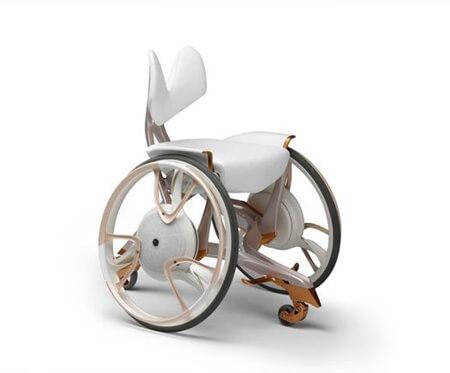 مدل های ویلچر جدید,طراحی جدیدترین ویلچرها