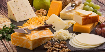 موارد استفاده پنیر چدار,پنیر بوترکیزه