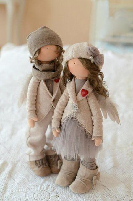 عروسک روسی عروس و داماد, مدل عروسک های روسی