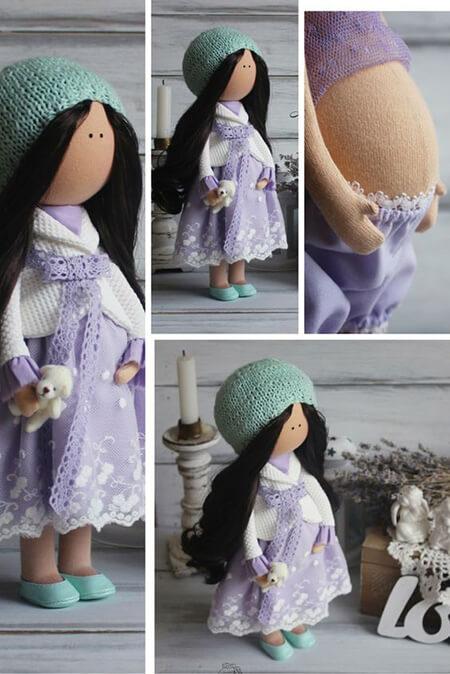 تزیین عروسک روسی,مدل های عروسک روسی