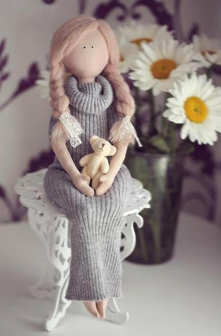 ایده هایی برای ساخت عروسک روسی,ساخت عروسک روسی