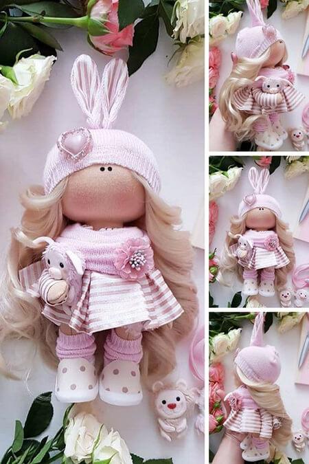 ساخت عروسک روسی, مدل های عروسک روسی