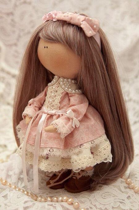 عکس عروسک روسی, عروسک روسی دخترانه