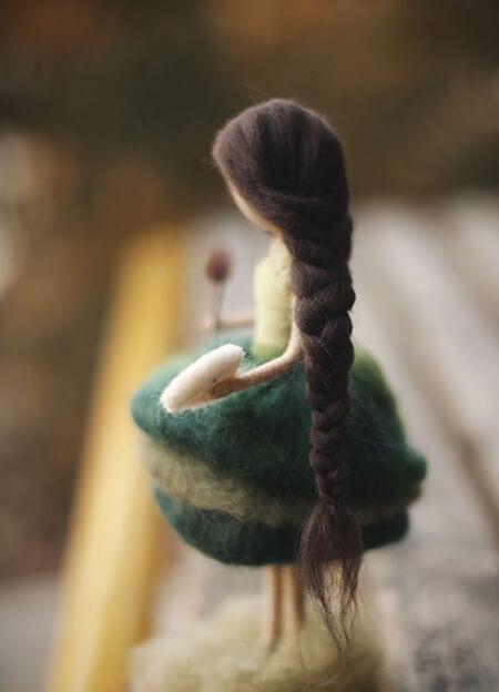 عروسک های کچه ای, ایده هایی برای عروسک کچه ای