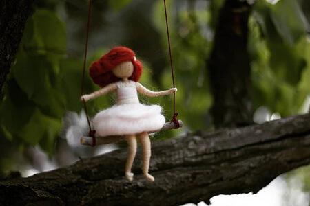مدل عروسک های کچه ای, عروسک های کچه ای