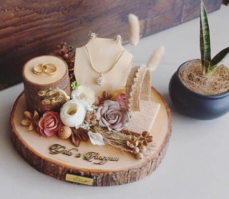 تصاویر هدایای سر عقد برای عروس و داماد,بهترین هدایای سر عقد