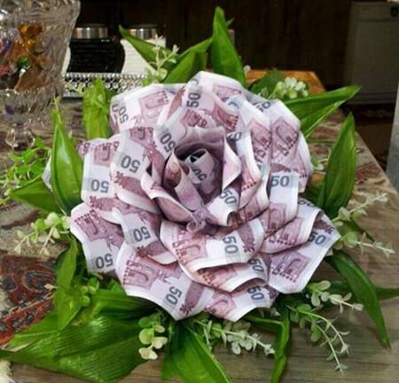 هدیه به عروس و داماد, پیشنهادهایی برای هدیه سر عقد