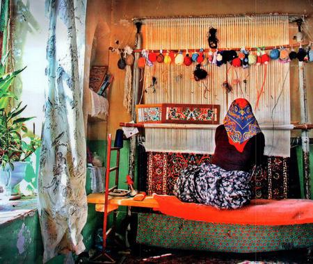 فرش دستباف ایرانی , فرش شهر اراک