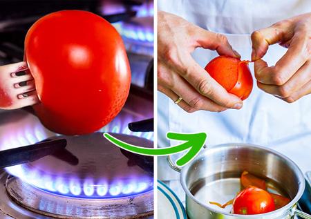 ترفندهای آشپزی,نکات مهم آشپزی