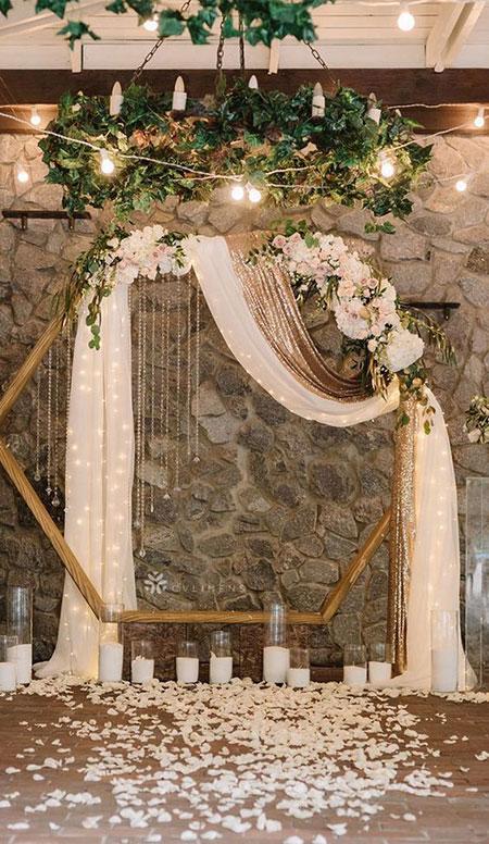 استیج عروس و داماد,مدل استیج عروس و داماد