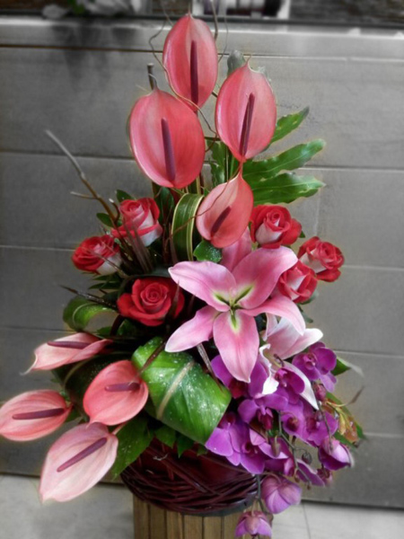 گل های شیک خواستگاری,تزیین دسته گل خواستگاری