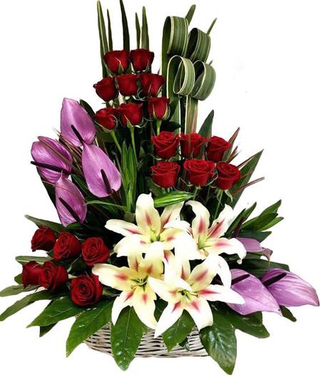 زیباترین گل های خواستگاری,دسته گل خواستگاری