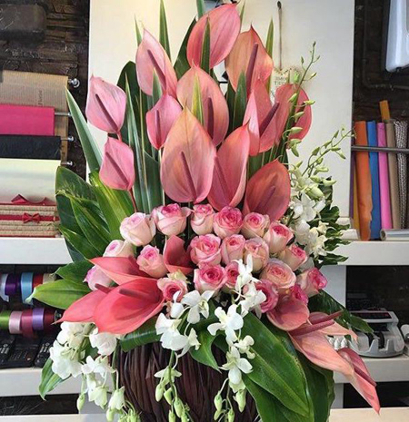 مدل دسته گل های خواستگاری,گل های شیک خواستگاری
