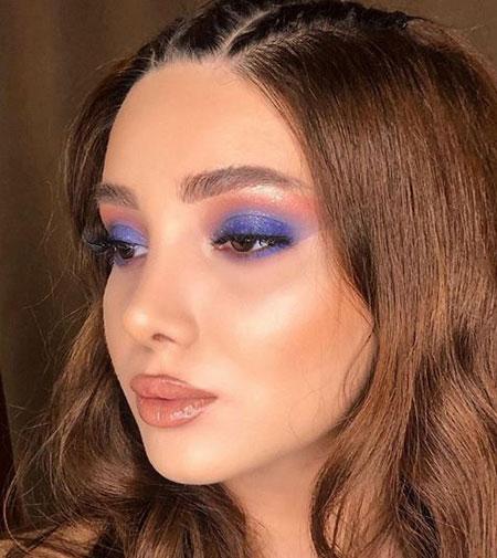 ميكاپ صورت, جدیدترین مدل آرایش صورت