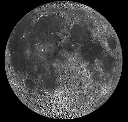 ماه,کره ماه
