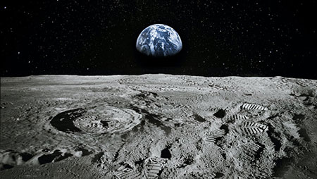 اسرار سفر به ماه,آشنایی با کره ی ماه