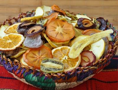 چه میوه هایی را میتوان خشک کرد,نحوه نگهداری میوه های خشک شده