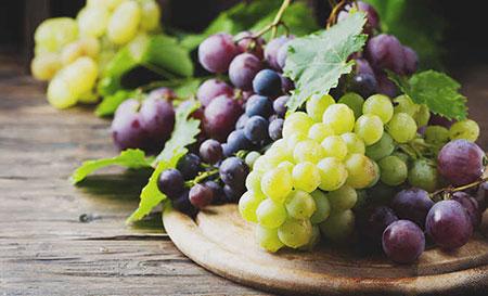 فواید آب انگور,انگور درمانی