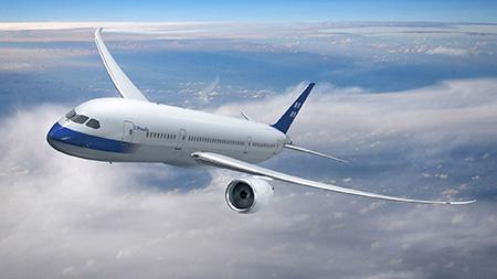 علت سفید بودن رنگ هواپیما, چرا رنگ هواپیما سفید است