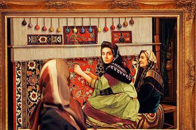 مشخصات فرش دستباف,فرش دستباف,نکات خرید فرش دستباف ایرانی