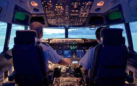 رشته ی خلبانی,دانشگاه هوانوردی