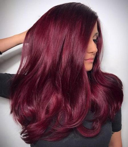 رنگ موی شرابی,انواع فرمول و ترکیب رنگ موی شرابی,انواع ترکیب رنگ مو شرابی