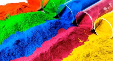 رنگ روغن, رنگ امیزی, انواع رنگ