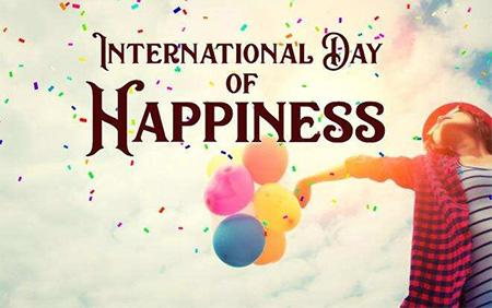 تاریخچه روز جهانی شادی, سنت های روز جهانی شادی