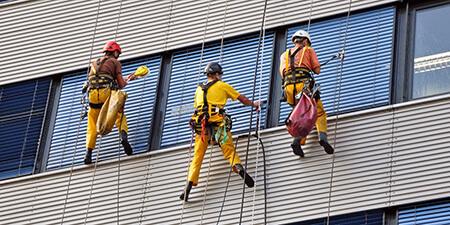راههای تمیز کردن نمای ساختمان, نکاتی برای تمیز کردن نمای ساختمان