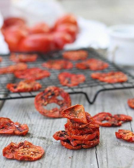 روش های خشک کردن گوجه,انواع خشک کردن گوجه