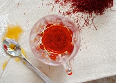 نحوه ی دم کردن زعفران, نکاتی برای دم کردن زعفران