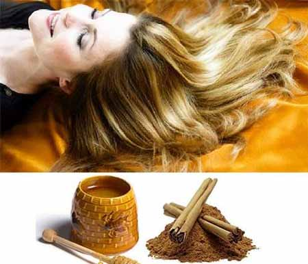 روشن کردن مو ها با دارچین, راه های روشن کردن طبیعی رنگ موها با دارچین, روشن کردن طبیعی رنگ موها با دارچین