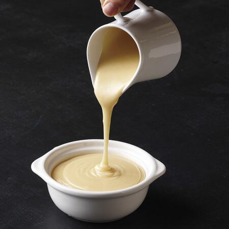 روش درست کردن شیر تغلیظ شده شیرین شده, تفاوت شیر تبخیر شده و شیر تغلیظ شده چیست, روش های تهیه ی شیر تغلیظ شده