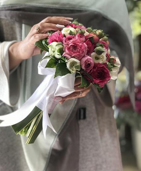 دسته گل محضری, دسته گل عقد محضری