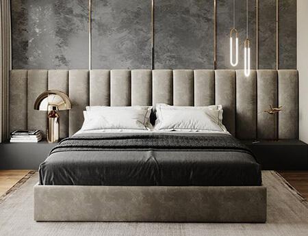 تزیین دیوار پشت تخت, طراحی دیوار پشت تخت, ایده هایی برای تزیین دیوار پشت تخت
