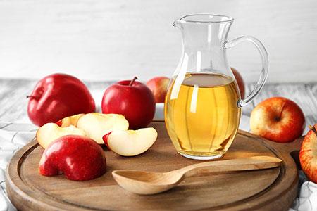 سرکه سیب خانگی,طرزتهیه سرکه سیب