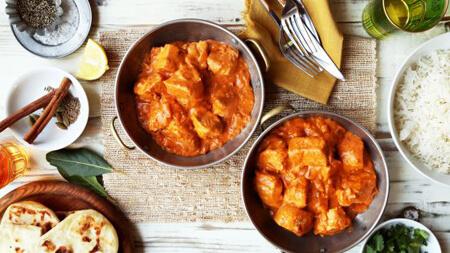 طرز تهیه مرغ ماخانی هندی, پخت مرغ کره ای, مرغ ماخانی هندی