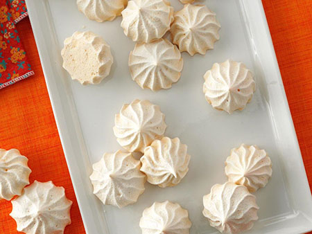 طرز تهیه شیرینی پفکی مرنگ بدون فر,طرز تهیه شیرینی مرنگ