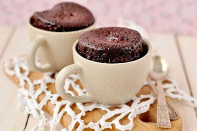 کاپ کیک,طرز تهیه کاپ کیک شکلاتی