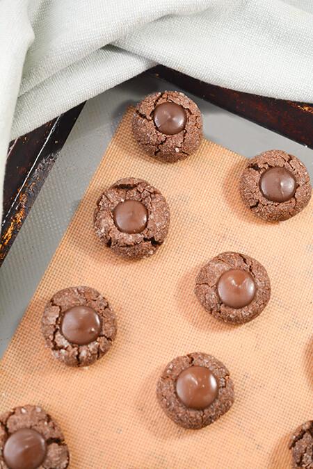 روش های درست کردن کوکی های شکلاتی, طرز درست کردن کوکی شکلاتی