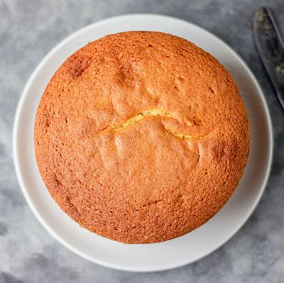 طرز تهیه کیک اسفنجی,طرز تهیه کیک