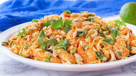 روش درست کردن غذاهای تایلندی, طرز درست کردن غذاهای تایلندی