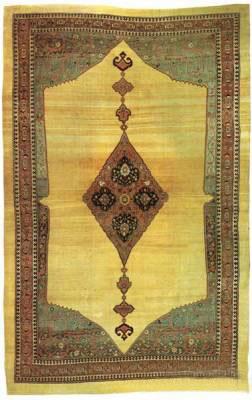 فرش دستباف, فرش و گلیم, قالیچه های ایران