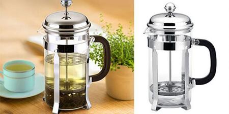 مراحل دم کردن قهوه با فرنچ پرس,راهنمای استفاده از فرنچ پرس