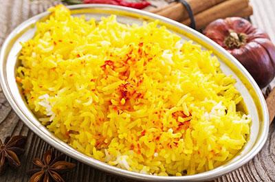پختن برنج,نحوه پخت برنج