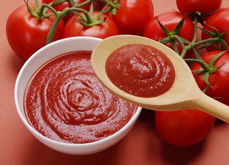 درست کردن انواع سس,سس گوجه فرنگی