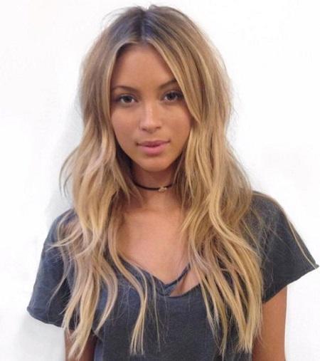 مدل موی لایه ای بلند, انواع مدل موی لیر, مدل موی لیر