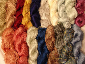 تبديل پشم به خامه قالي بافي, قالي بافي, فرش و گلیم