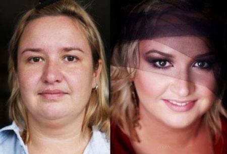 معجزه آرایش, معجزه آرایش باور نکردنی, معجزه آرایش بدون جراحی