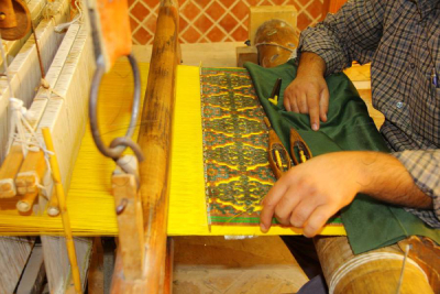 معرفی صنایع دستی کاشان, هنرهای دستی کاشان